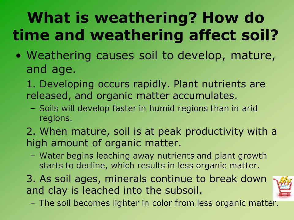 Horticulture Science Lesson 23 Understanding Soil ...