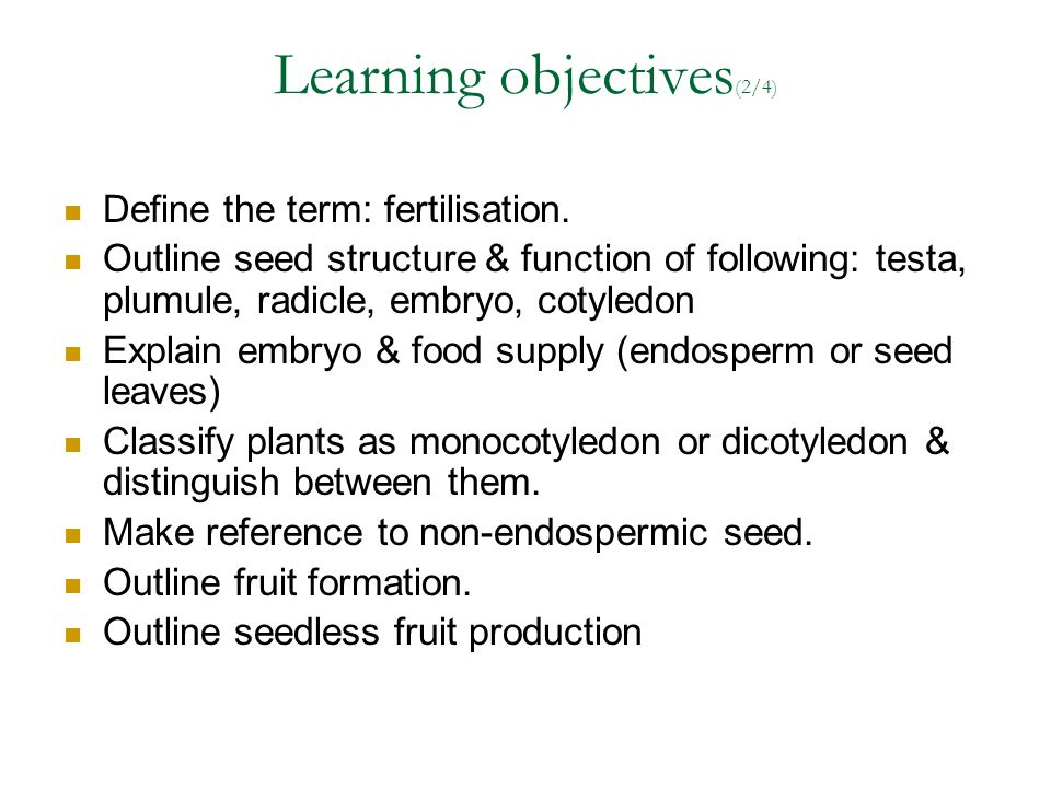 Learning objectives(2/4)
