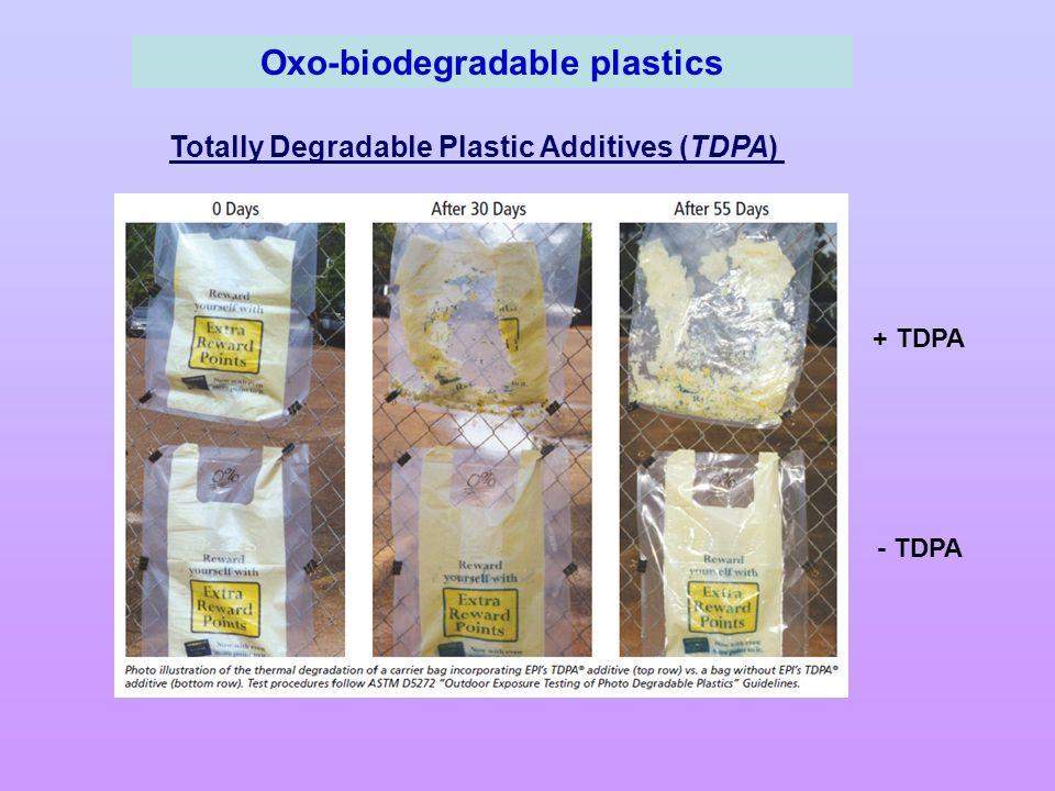 Oxo-biodegradable plastics