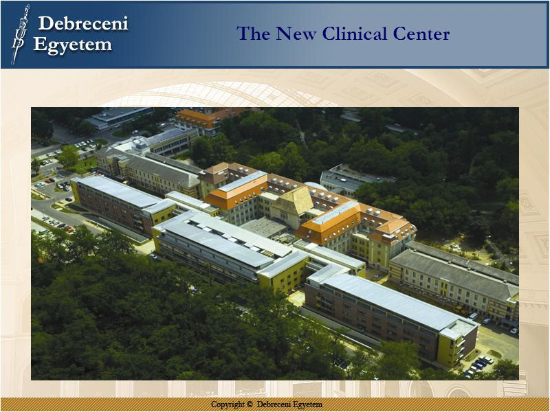 The New Clinical Center