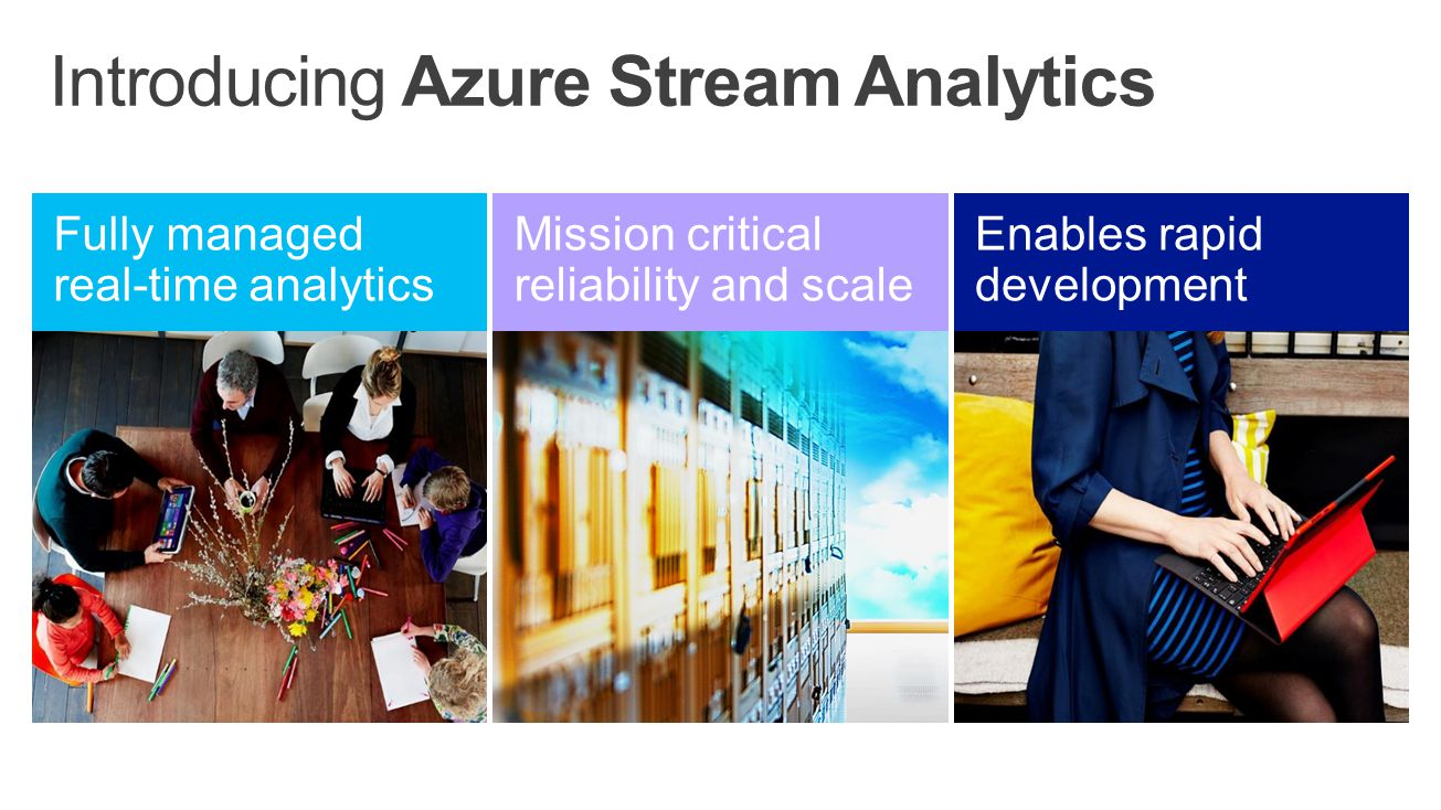 Introducing Azure Stream Analytics