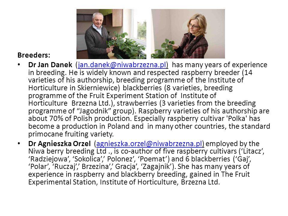 Breeders: