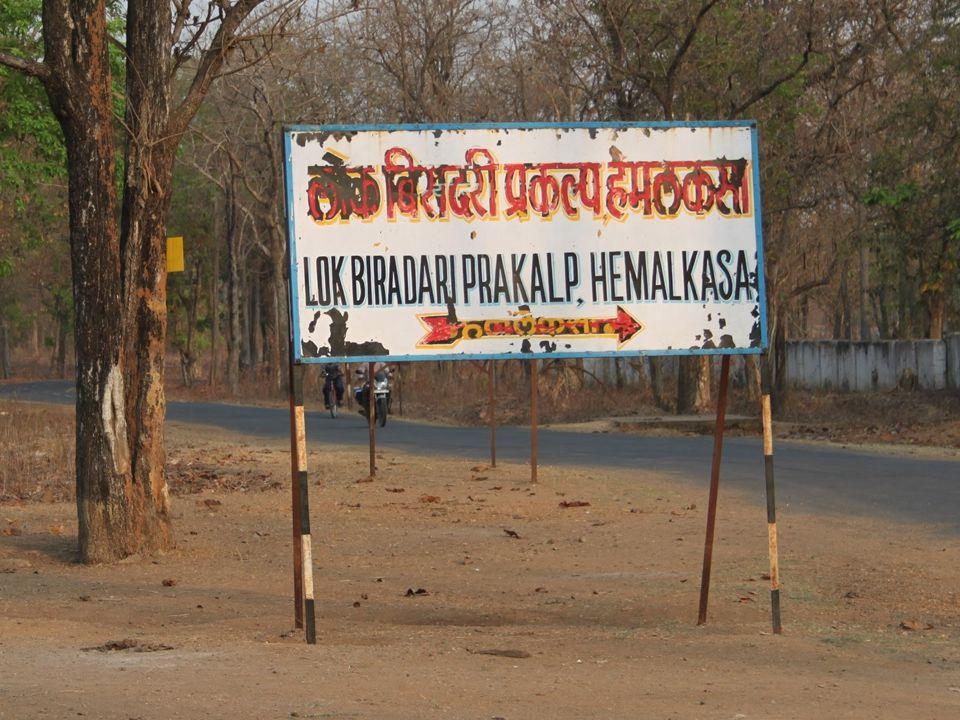 Hemalkasa, Maharasthra