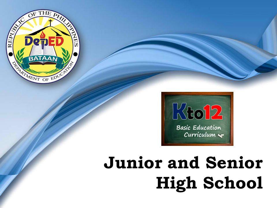 Junior and Senior High School