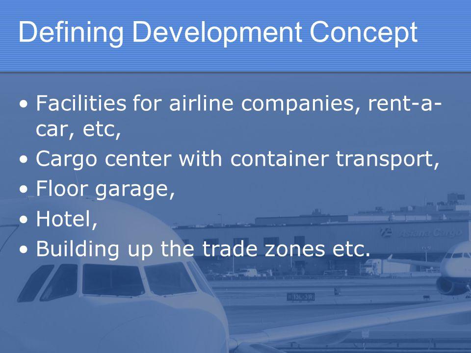 Defining Development Concept