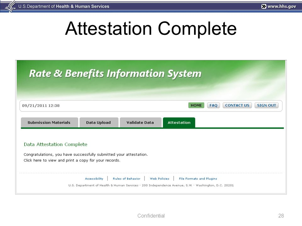 Attestation Complete Confidential