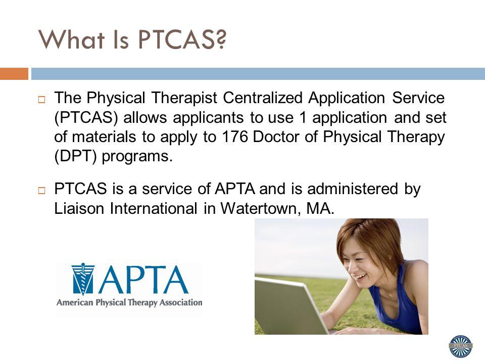 What Is PTCAS