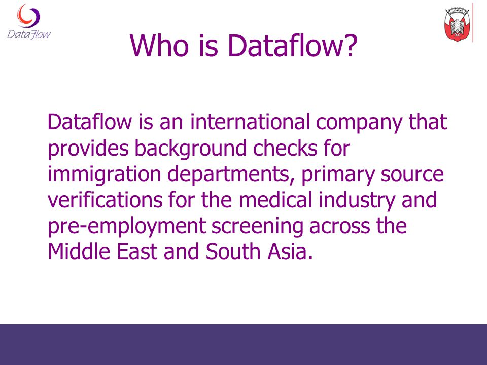 Who is Dataflow