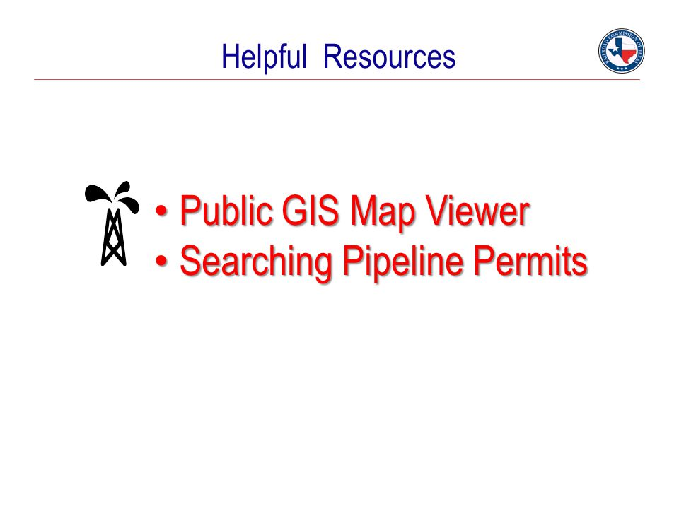Searching Pipeline Permits