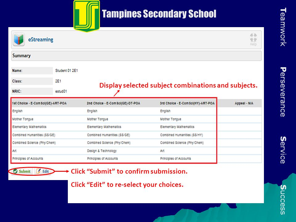 Tampines Secondary School