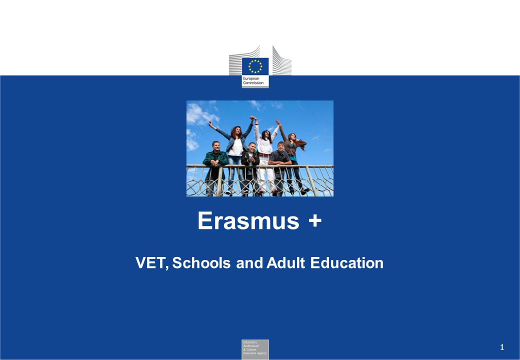 VET, Schools and Adult Education