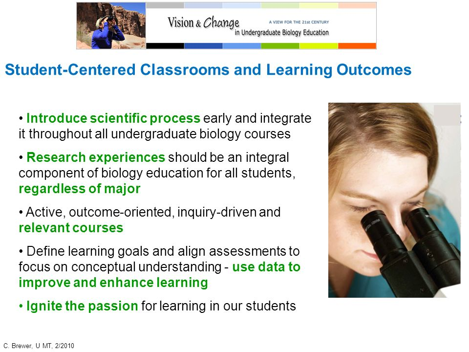 Student-Centered Classrooms and Learning Outcomes