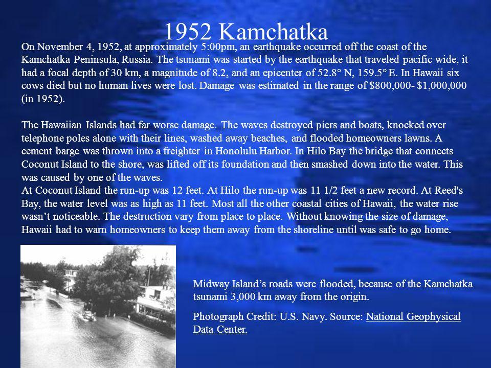 1952 Kamchatka