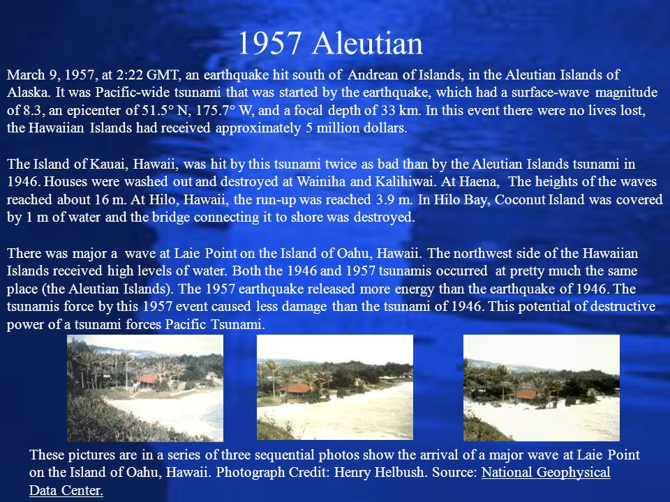 1957 Aleutian