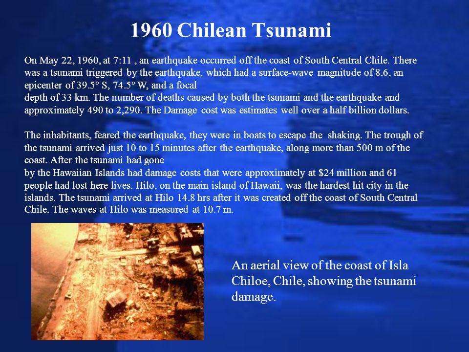 1960 Chilean Tsunami