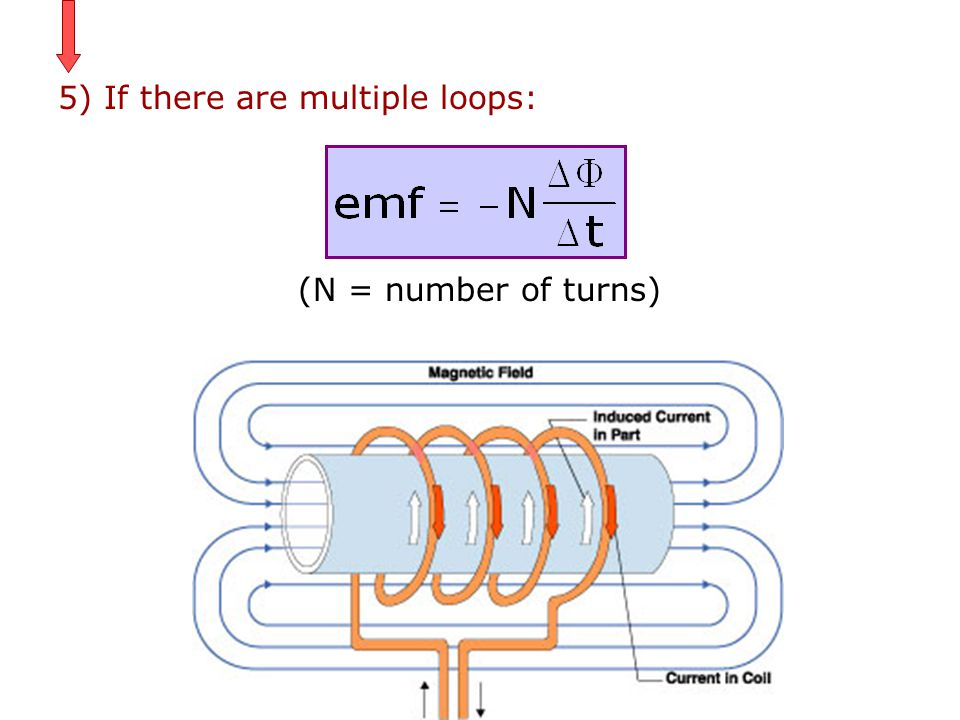 5) If there are multiple loops:
