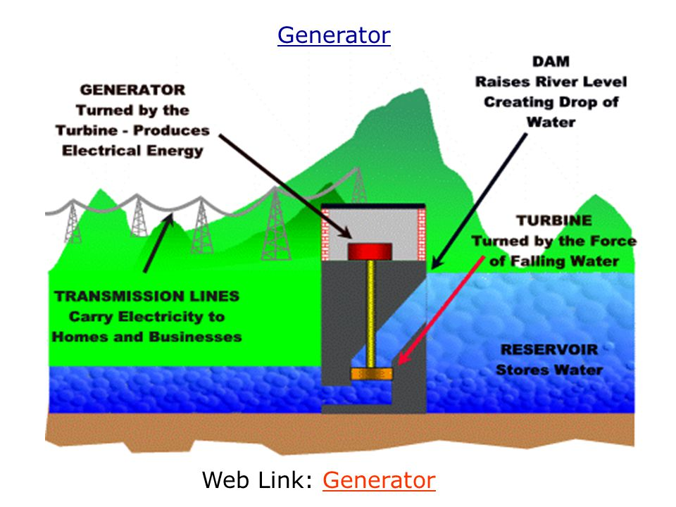 Generator Web Link: Generator
