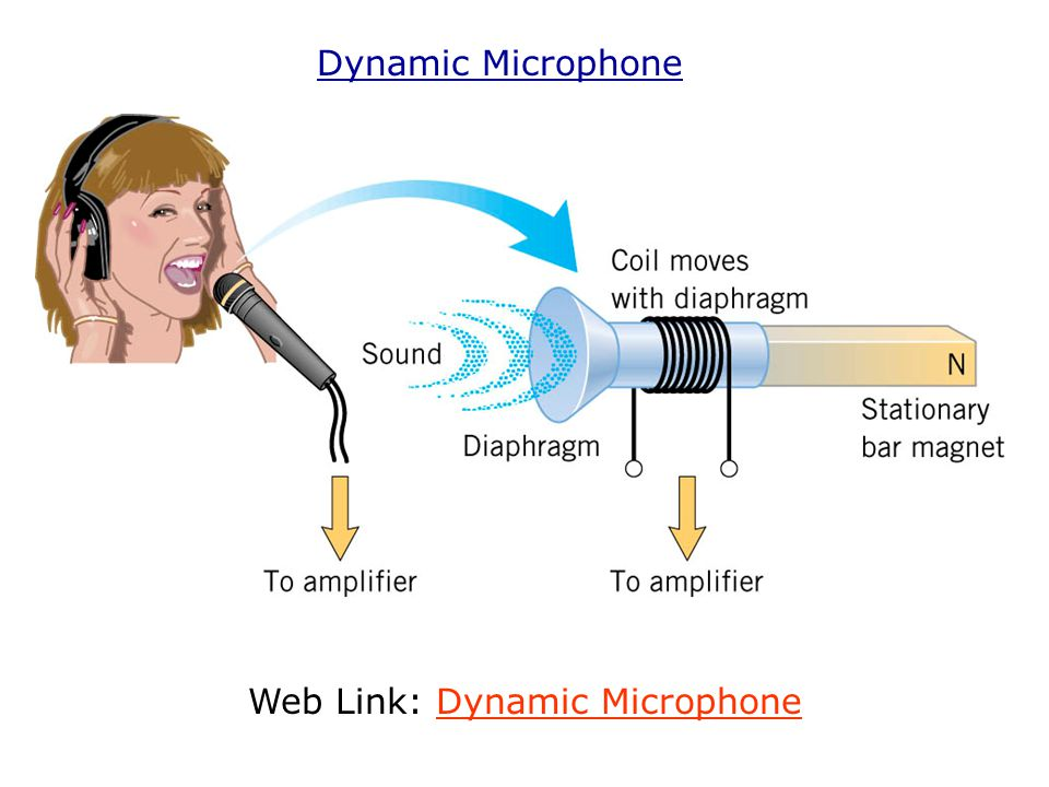 Web Link: Dynamic Microphone
