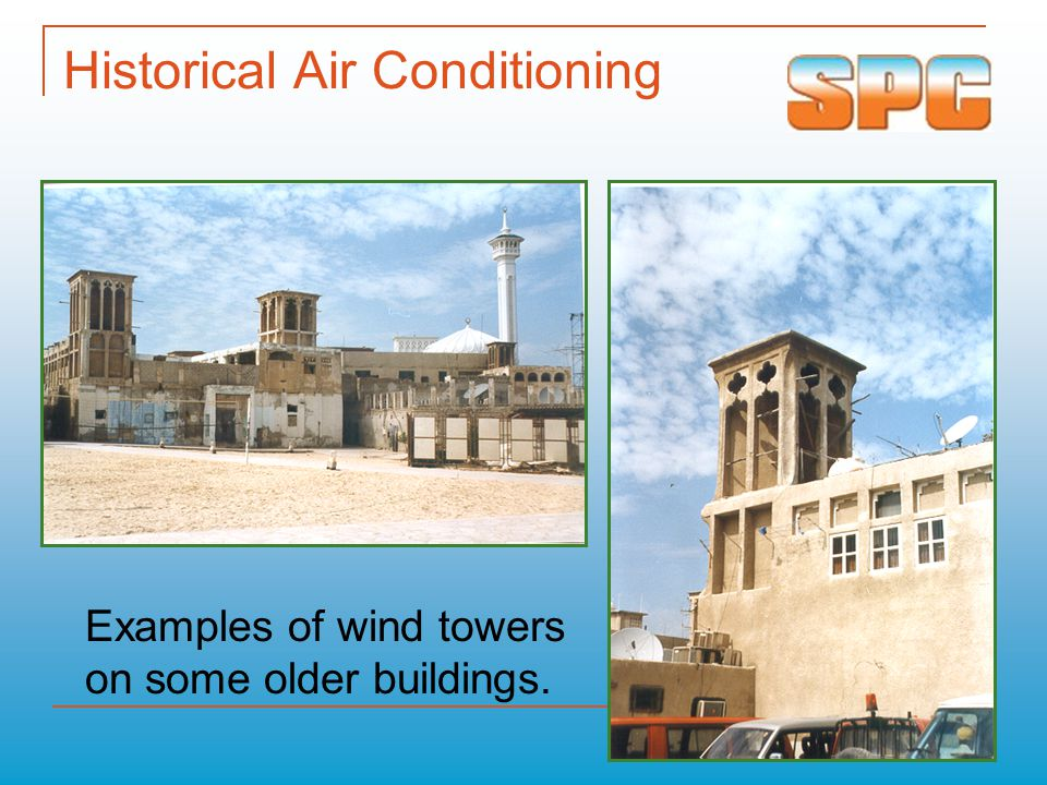 Historical Air Conditioning