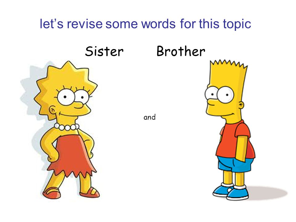let's revise some words for this topic