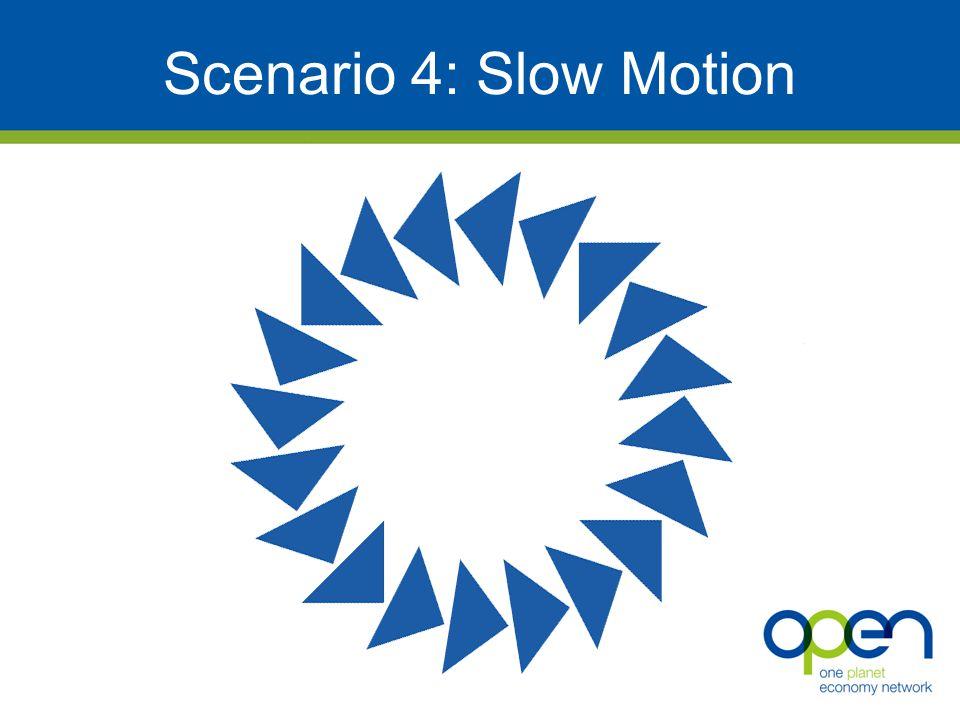 Scenario 4: Slow Motion