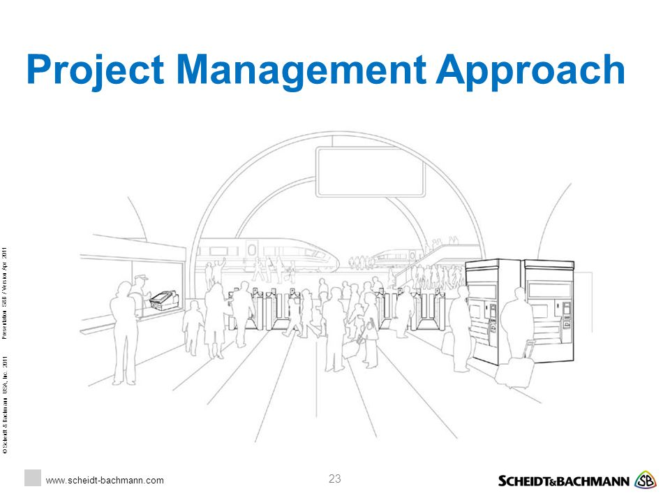 Project Management Approach