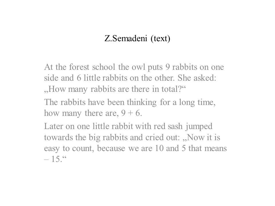 Z.Semadeni (text)
