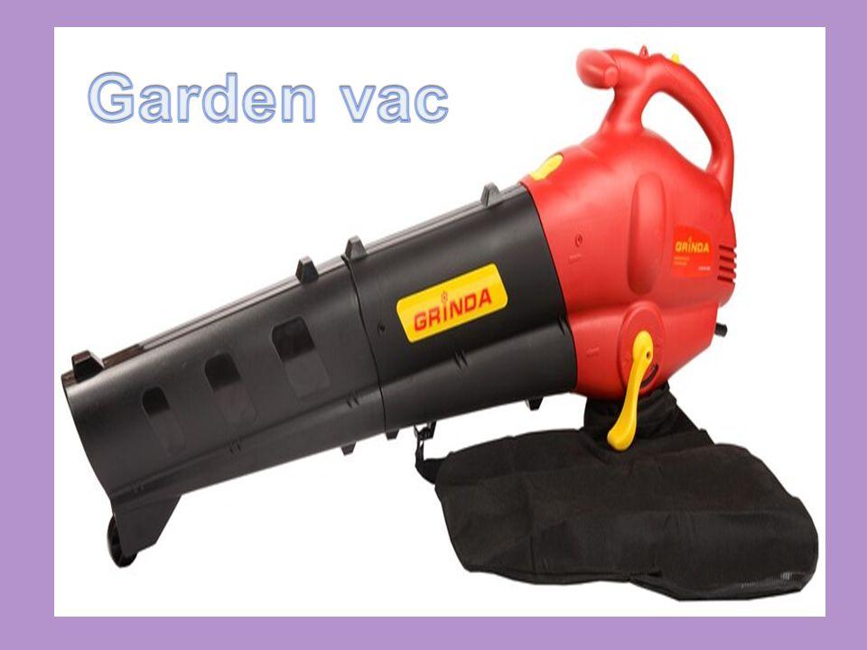 Garden vac