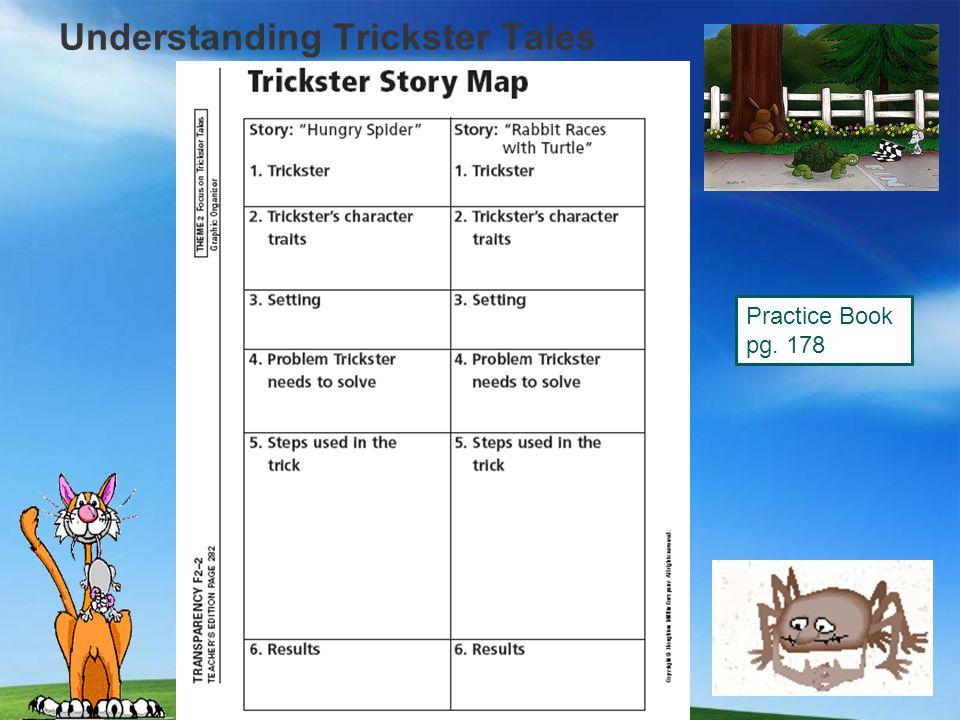 Understanding Trickster Tales