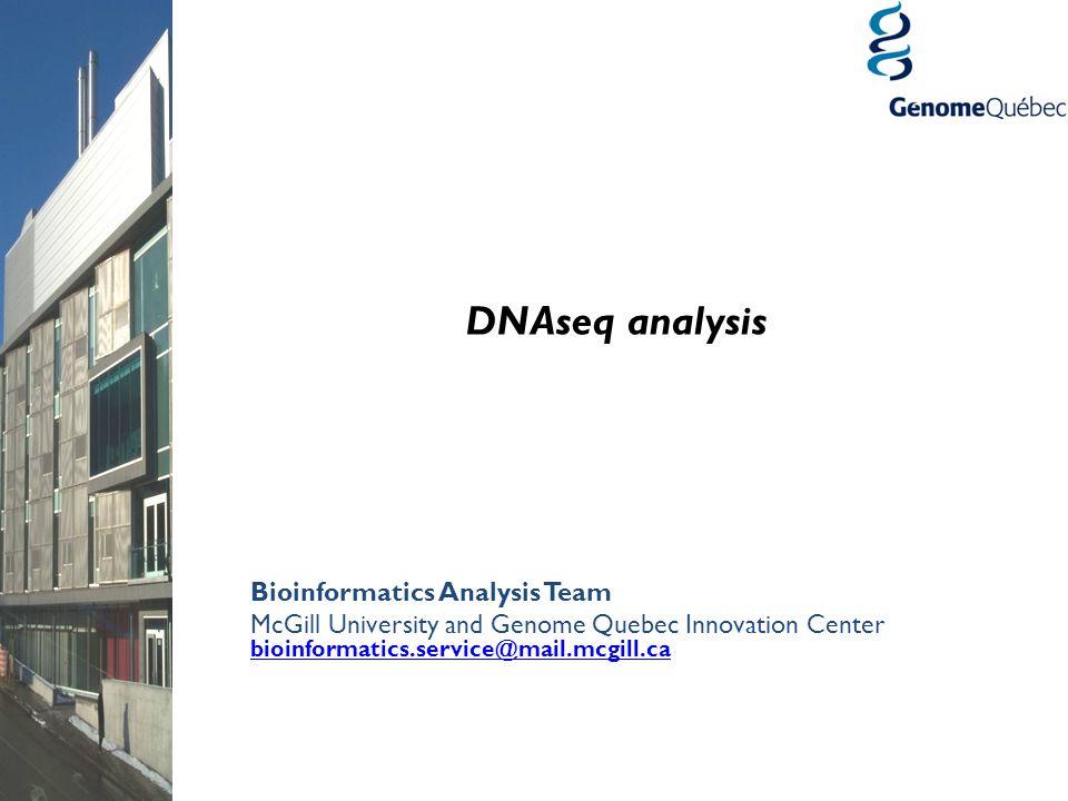dna seq analysis