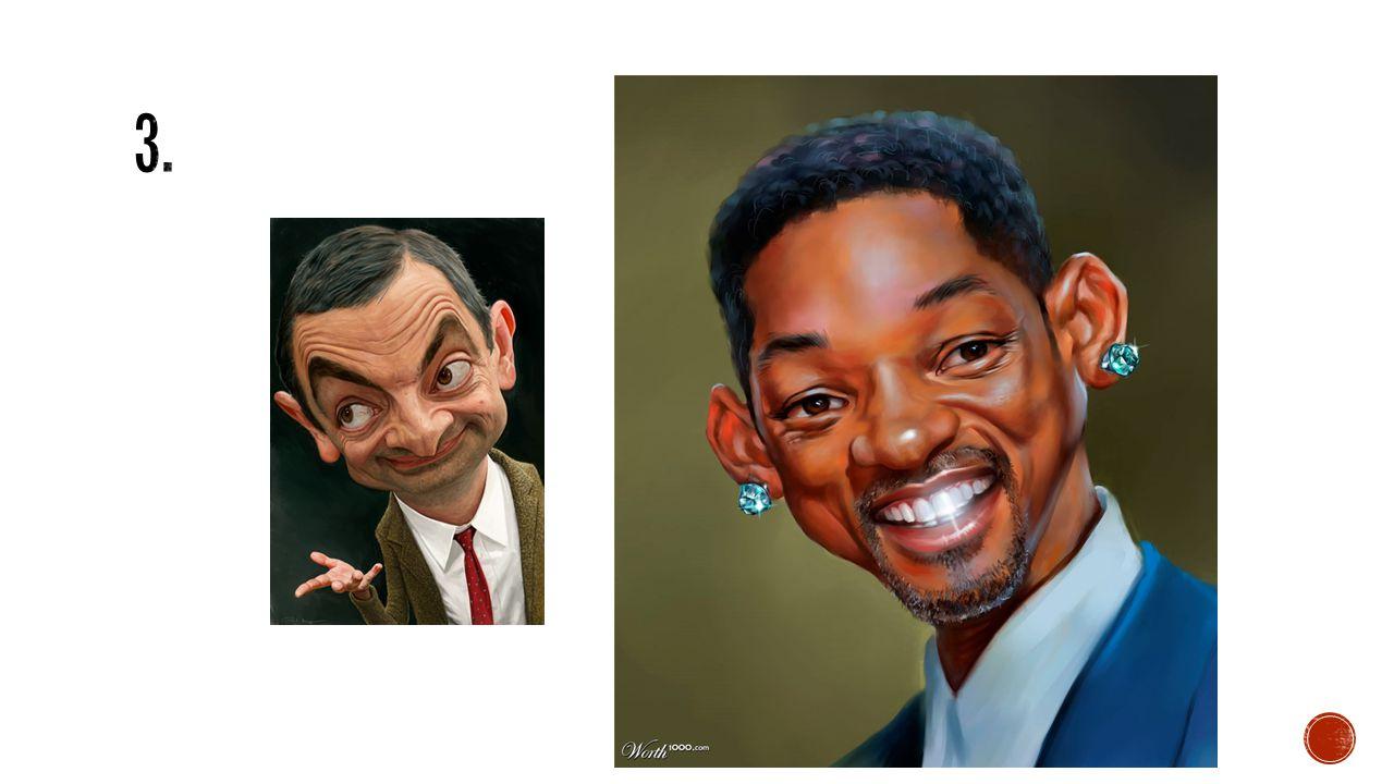 3. Caricature