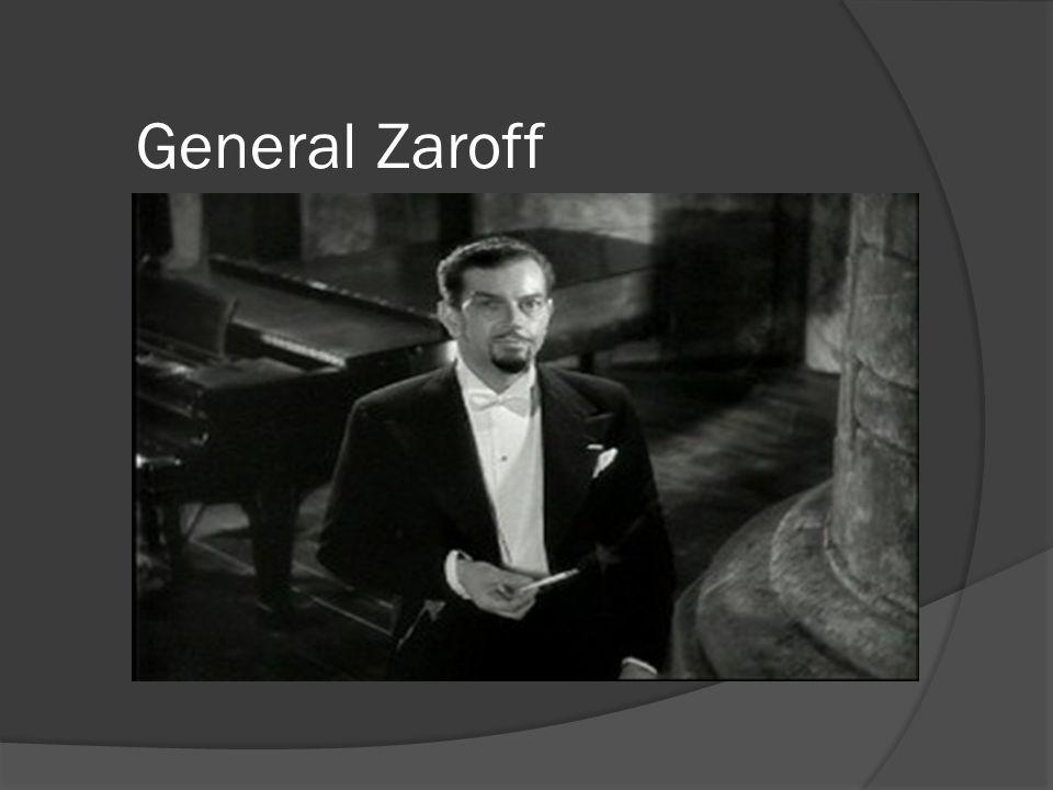 General Zaroff