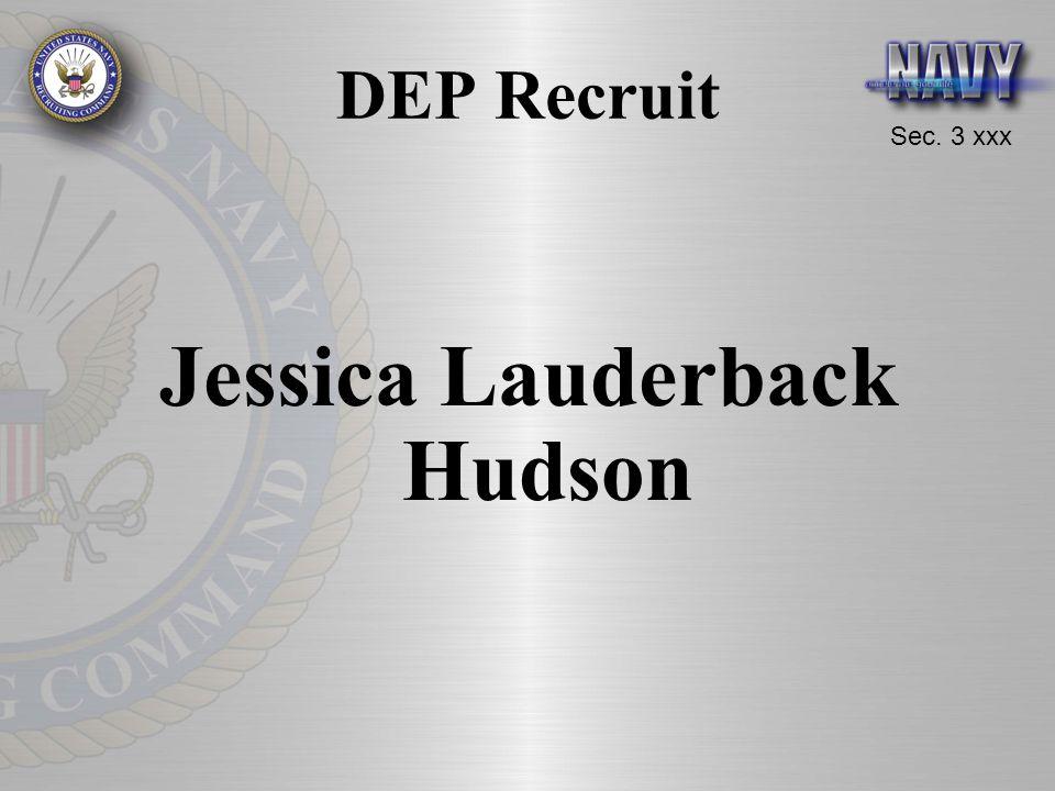 Jessica Lauderback Hudson