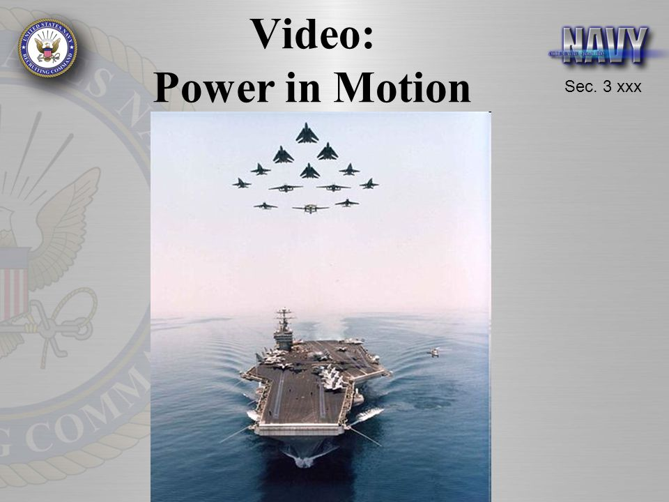Video: Power in Motion