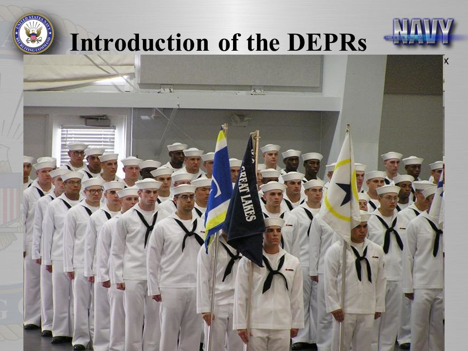 Introduction of the DEPRs