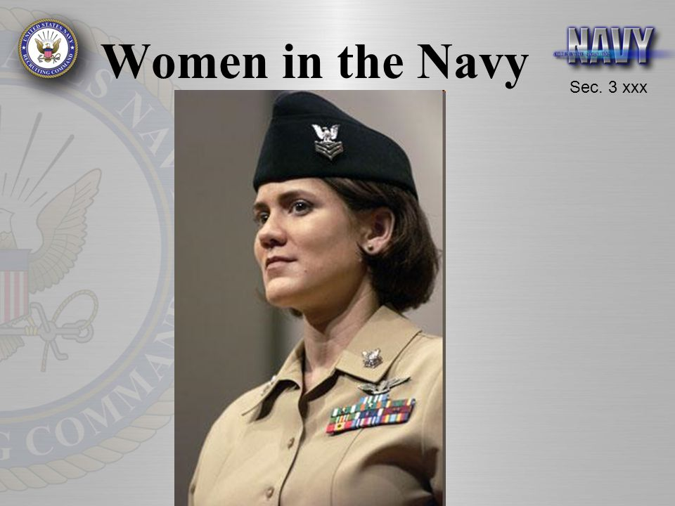 Women in the Navy