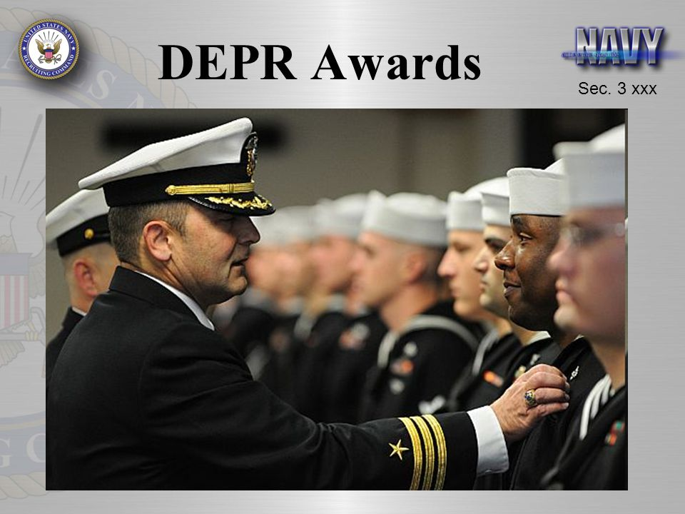 DEPR Awards