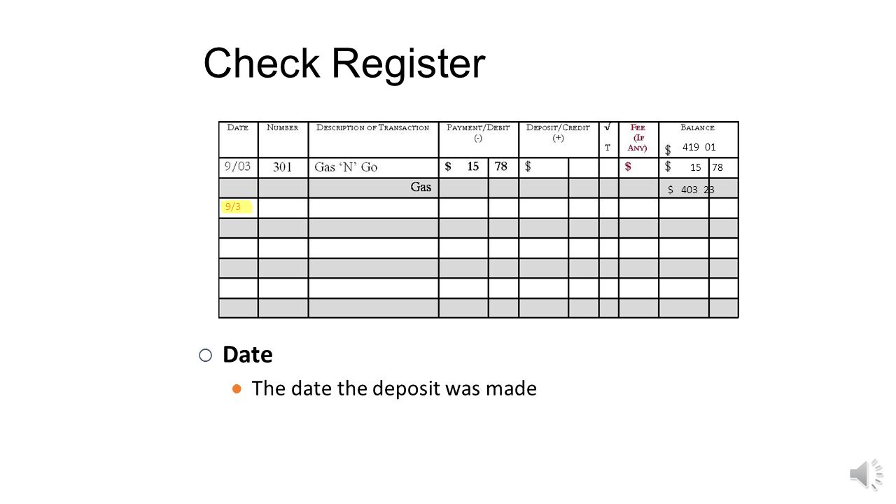 deposit dating Checks (postdated ) from consumer wiki the fair debt collection practices law for a debt collection agency or a creditor who regularly collects its.