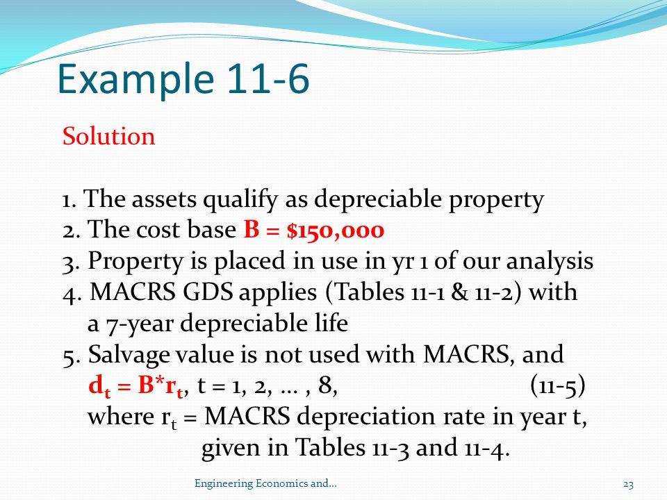 Example 11-6