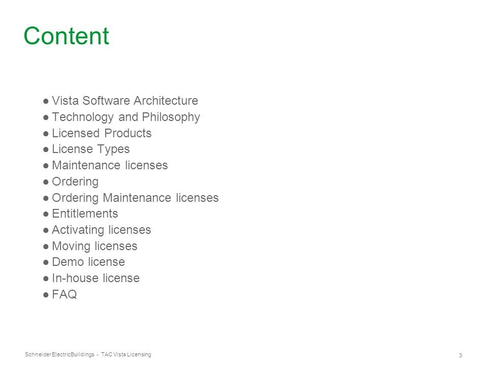 Content Vista Software Architecture Technology and Philosophy