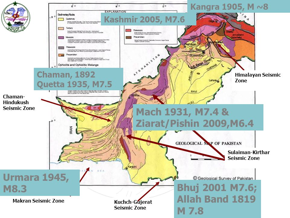 Kashmir Earthquake 2005: Consequences & Causes