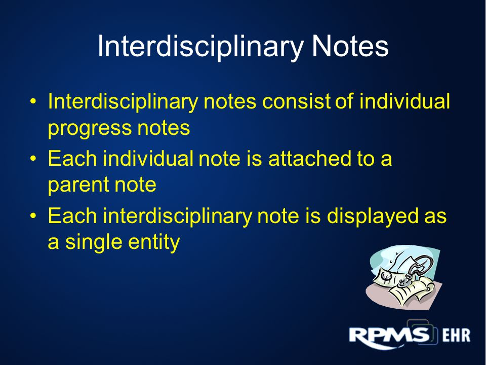 Interdisciplinary Notes