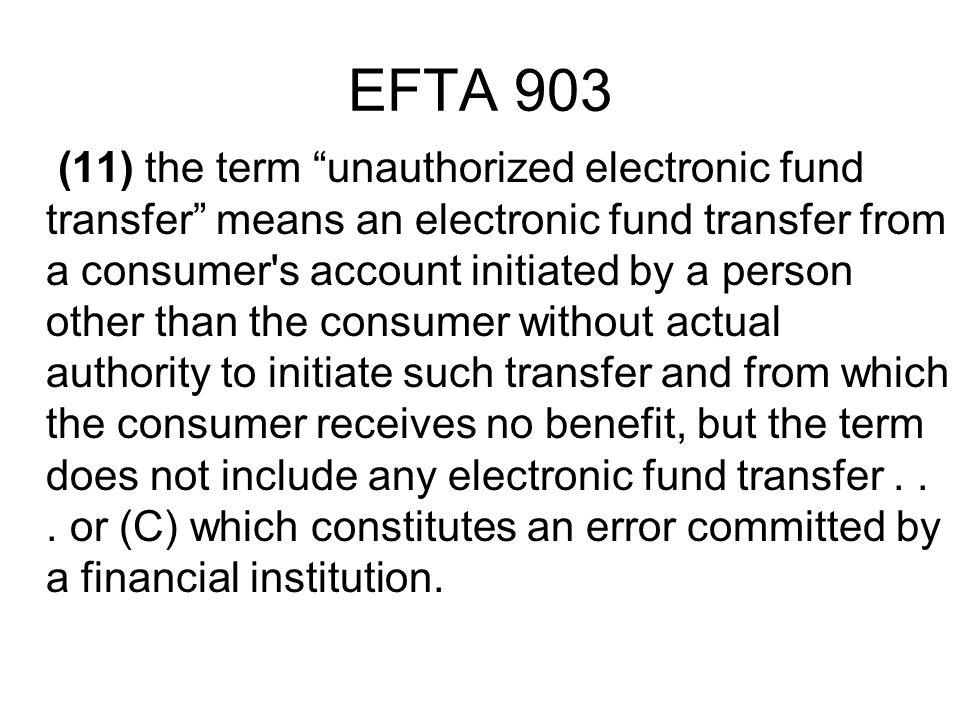 EFTA 903