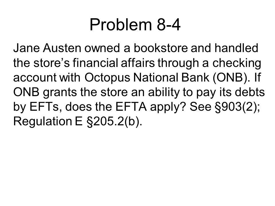 Problem 8-4