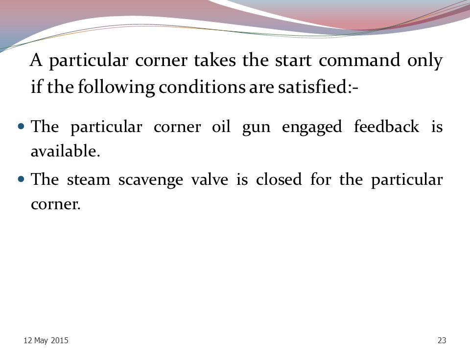 The particular corner oil gun engaged feedback is available.