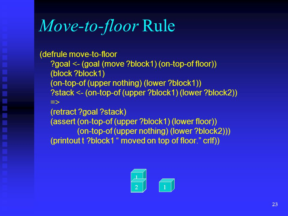 Move-to-floor Rule