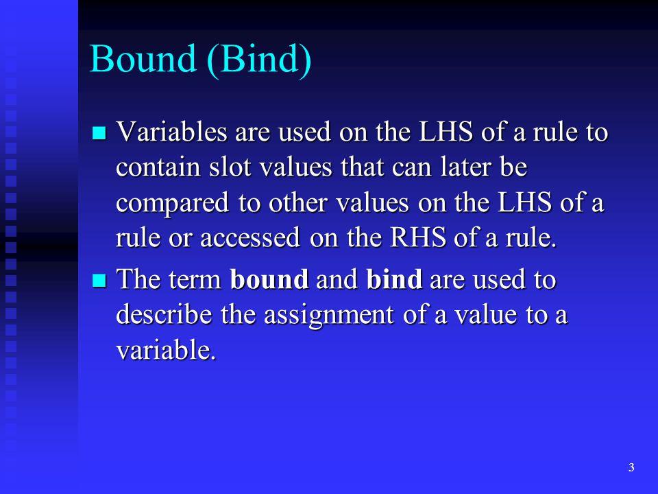 Bound (Bind)