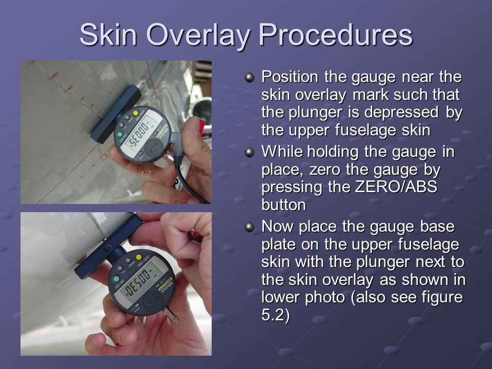Skin Overlay Procedures