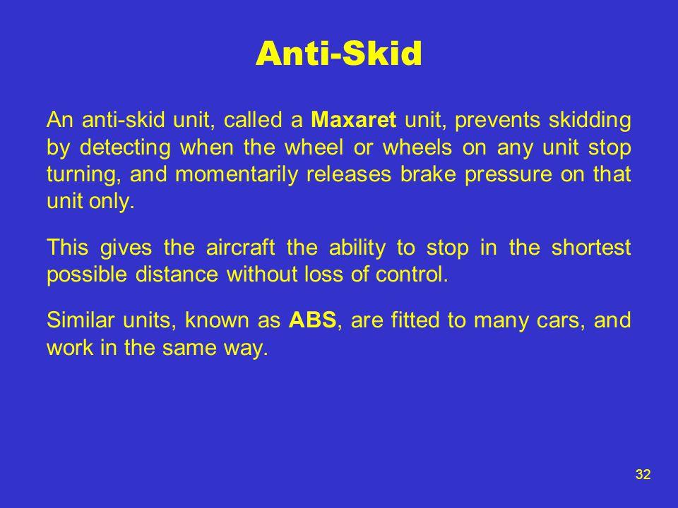 Anti-Skid
