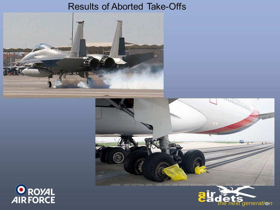 Results of Aborted Take-Offs